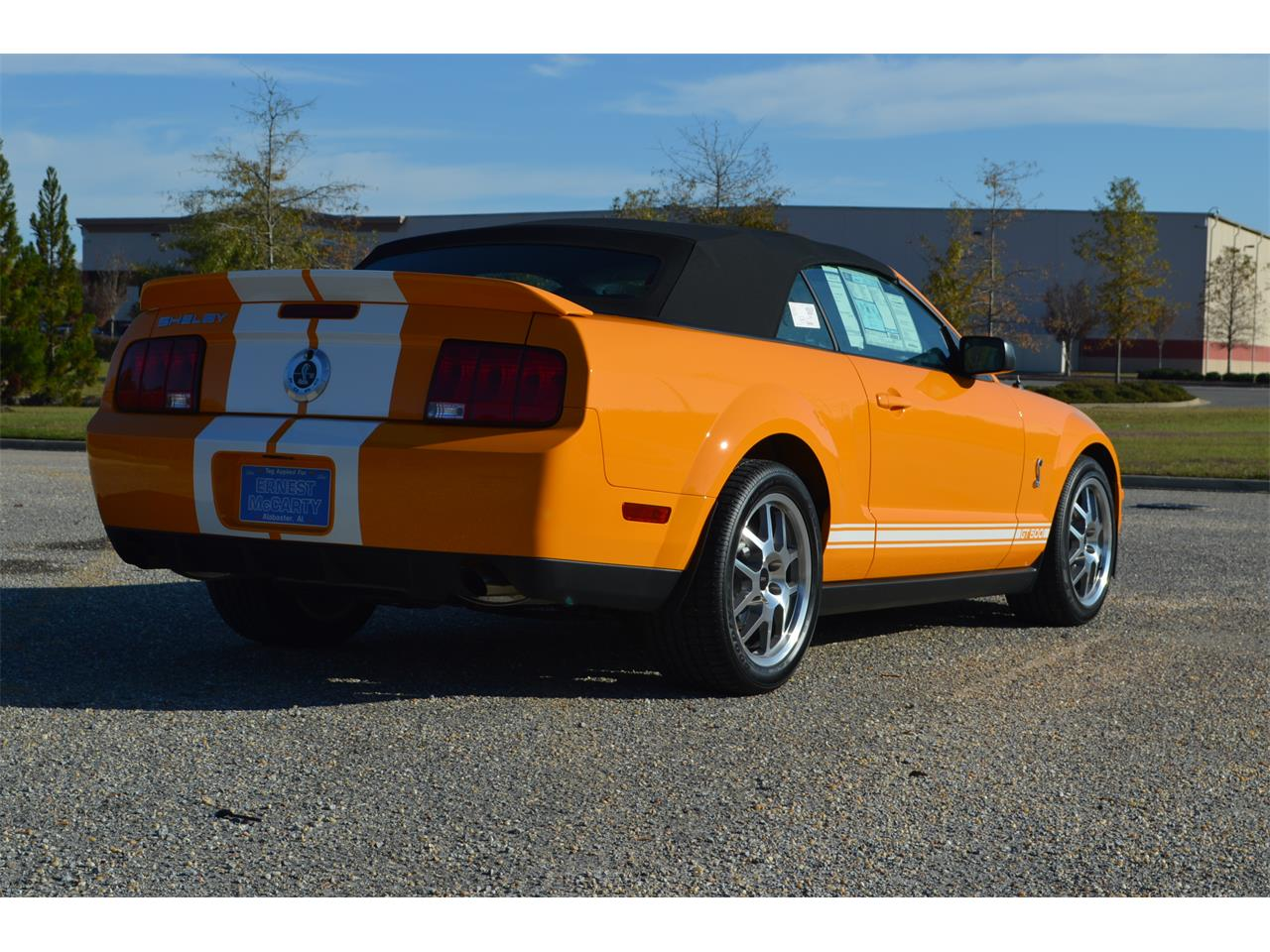 Large Picture of '07 Ford Mustang located in Alabaster Alabama - $42,900.00 - MCE4