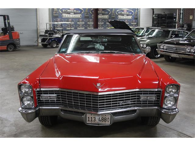 Picture of 1967 Cadillac DeVille located in Illinois - $27,900.00 - MCEB