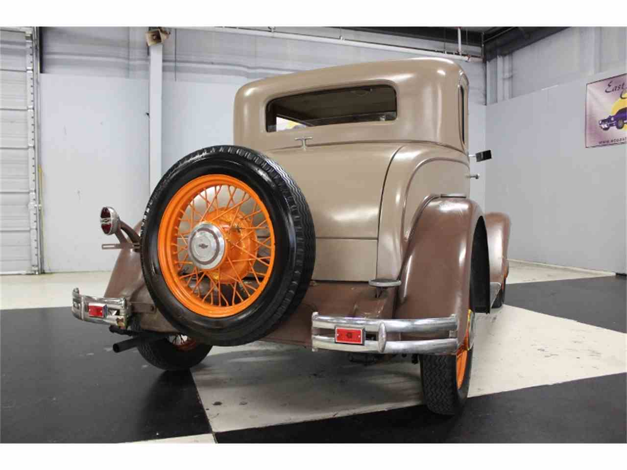 Large Picture of '31 Coupe - MCEE