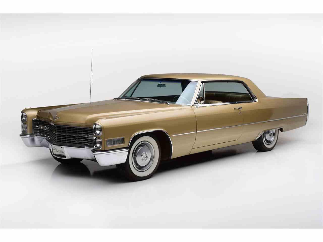 1966 Cadillac Coupe DeVille for Sale | ClicCars.com | CC-1042508
