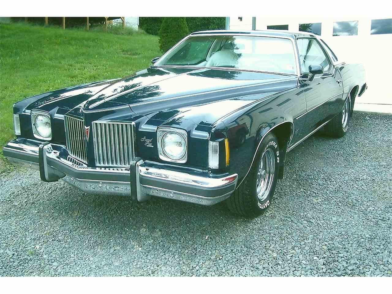 1974 Pontiac Grand Prix For Sale Classiccars Com Cc