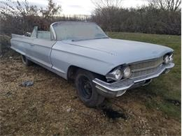 Picture of '62 Cadillac DeVille    Convertible Offered by Unique Specialty And Classics - MCEY