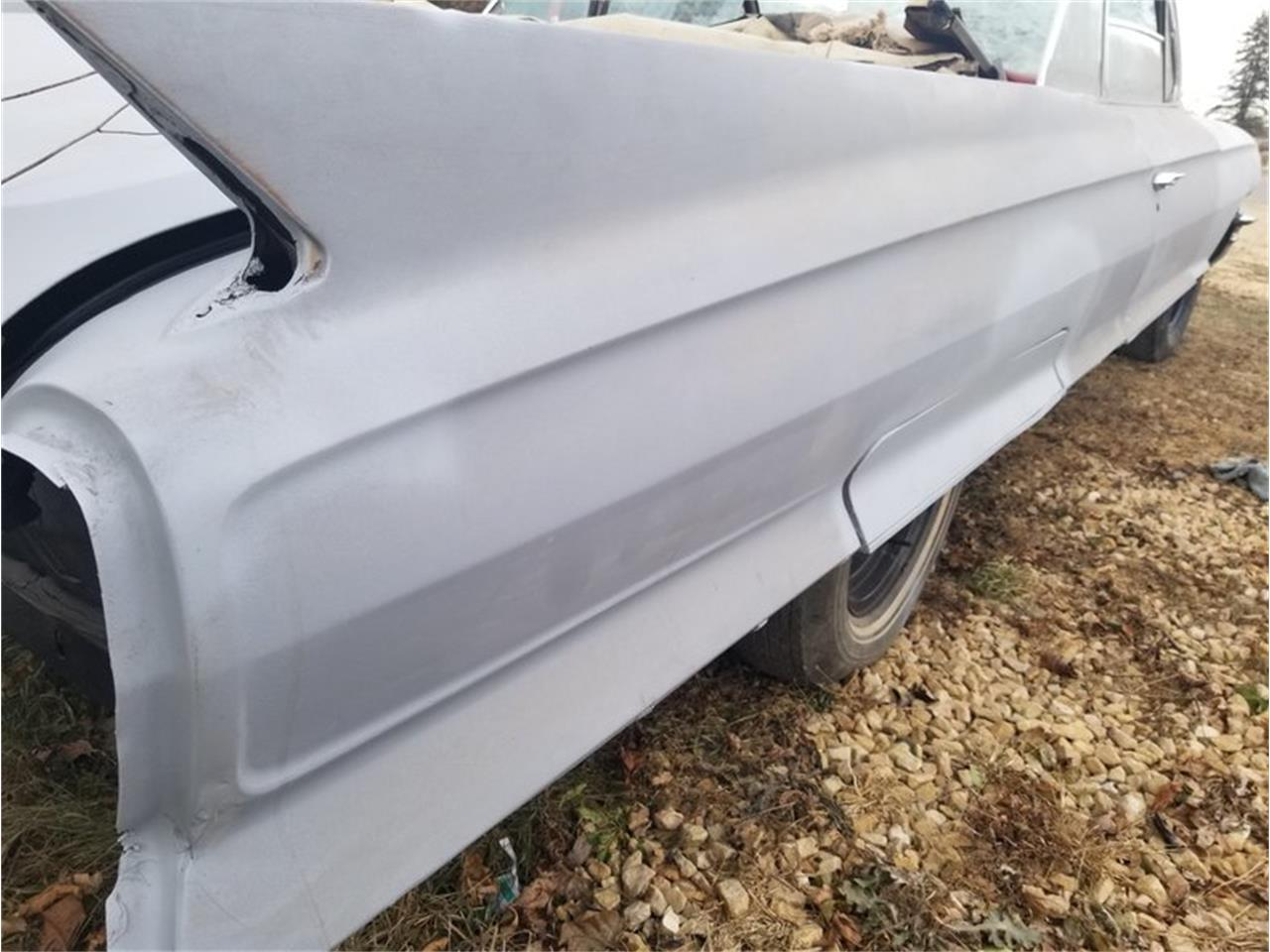 Large Picture of 1962 Cadillac DeVille    Convertible Offered by Unique Specialty And Classics - MCEY