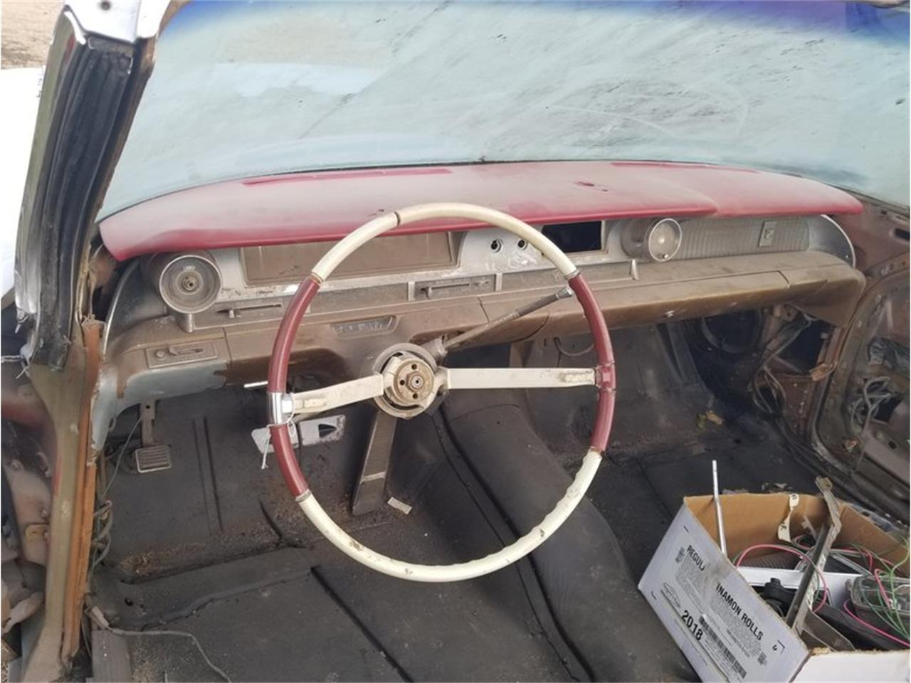 Large Picture of '62 Cadillac DeVille    Convertible - MCEY