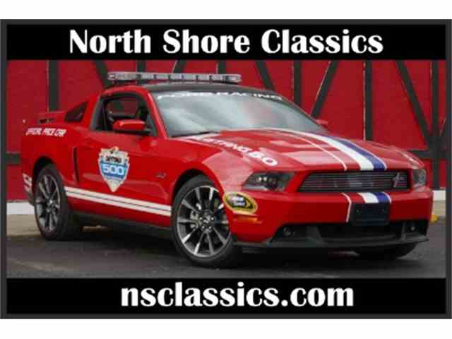 Picture of '11 Mustang - MCF1
