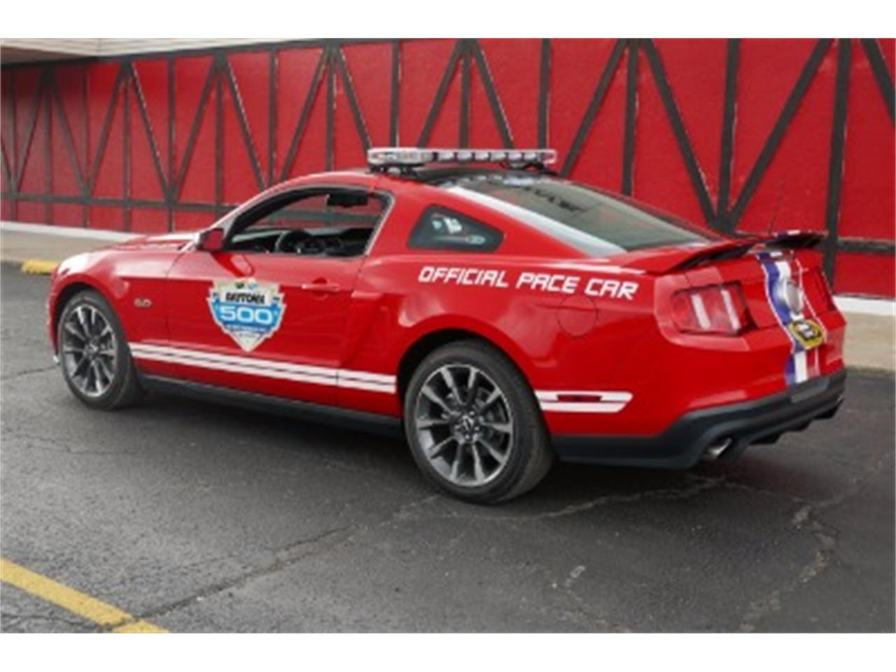 Large Picture of '11 Mustang - MCF1
