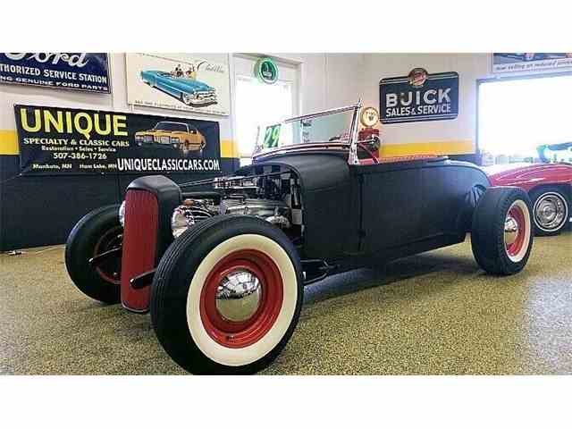 Picture of '29 Model A    Roadster Street Rod - MCFD