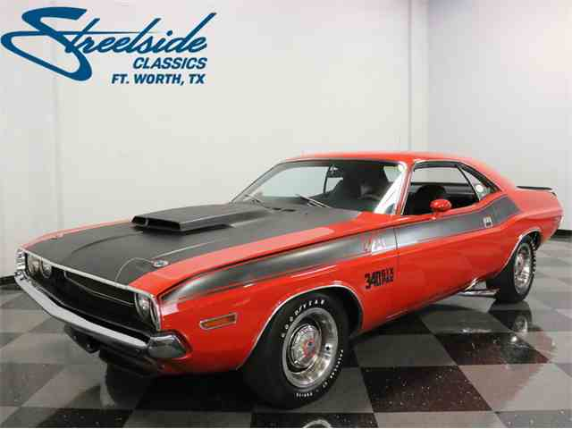 Picture of '70 Challenger T/A Six-Pack - MANY