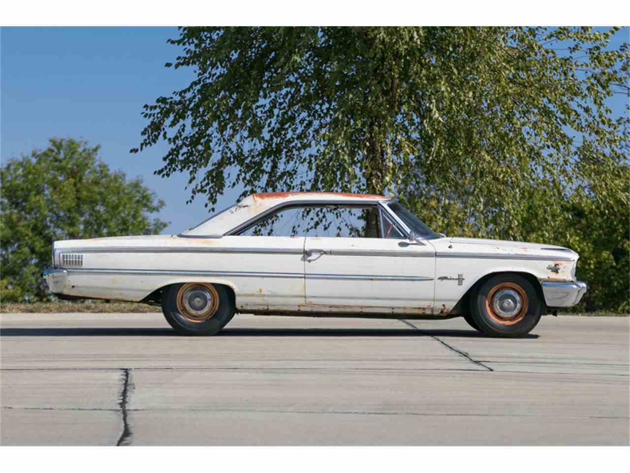 Large Picture of '63 Galaxie 500 - MCFT