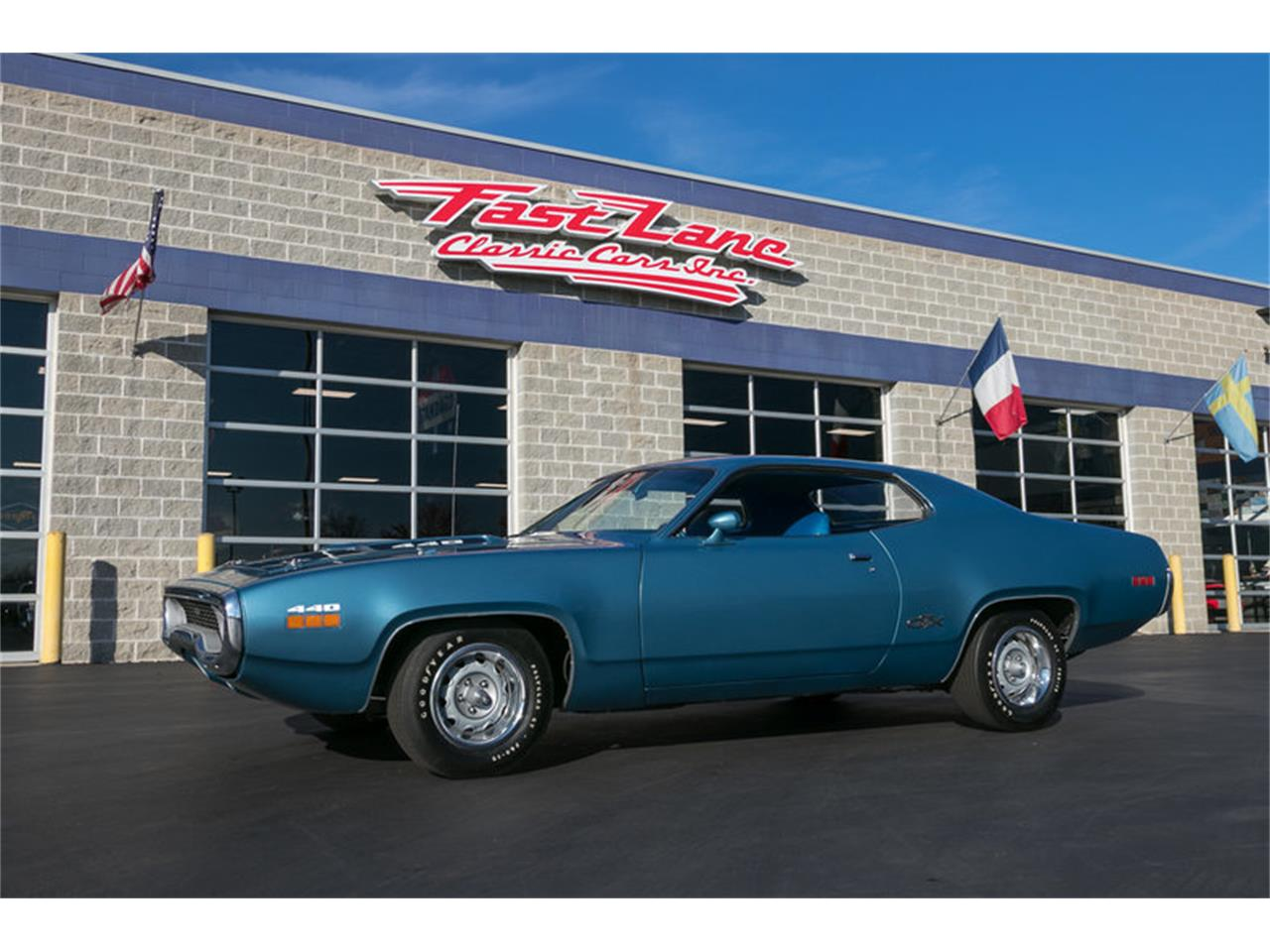 Large Picture of Classic '71 Plymouth GTX - $52,995.00 - MCFV