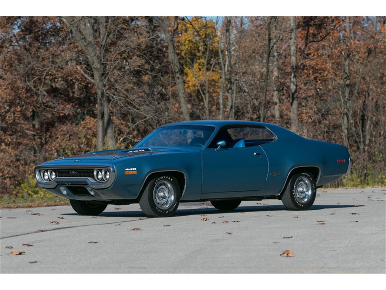 Large Picture of '71 GTX Offered by Fast Lane Classic Cars Inc. - MCFV