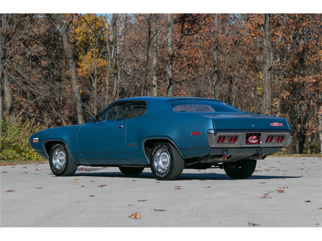 Large Picture of 1971 Plymouth GTX - $52,995.00 Offered by Fast Lane Classic Cars Inc. - MCFV