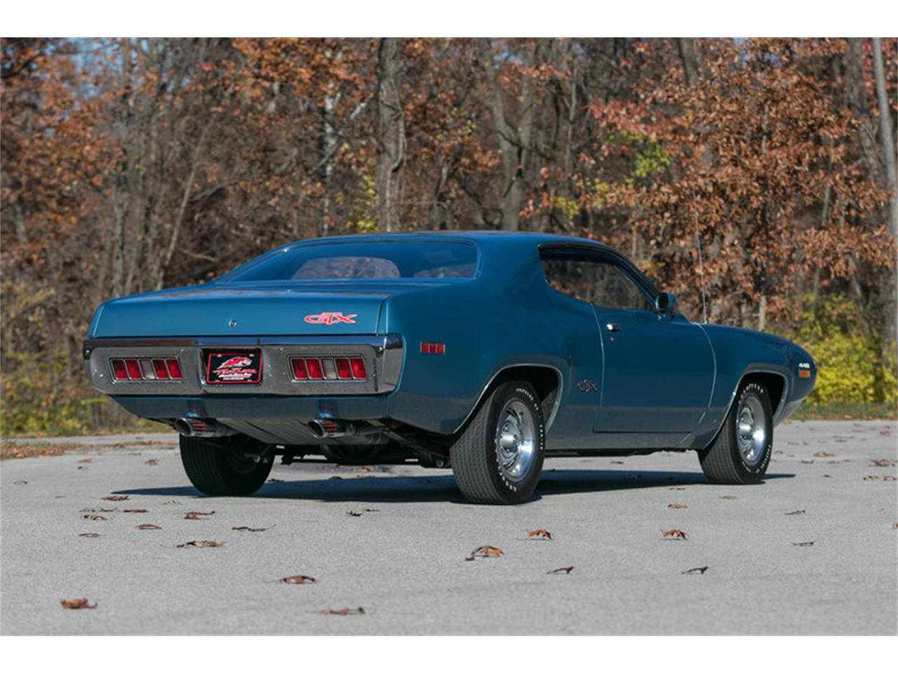 Large Picture of Classic 1971 Plymouth GTX located in Missouri Offered by Fast Lane Classic Cars Inc. - MCFV