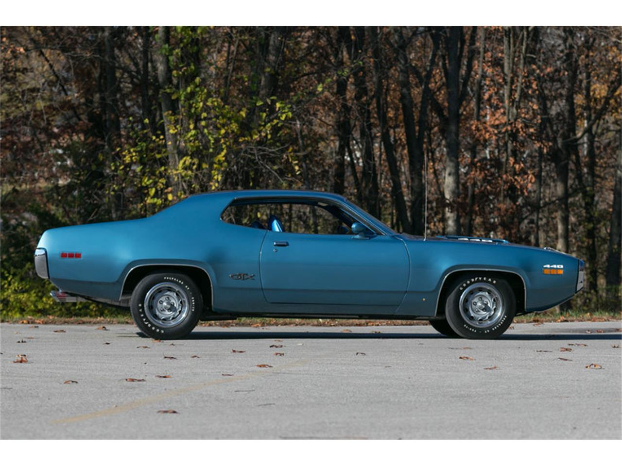 Large Picture of Classic 1971 Plymouth GTX - MCFV