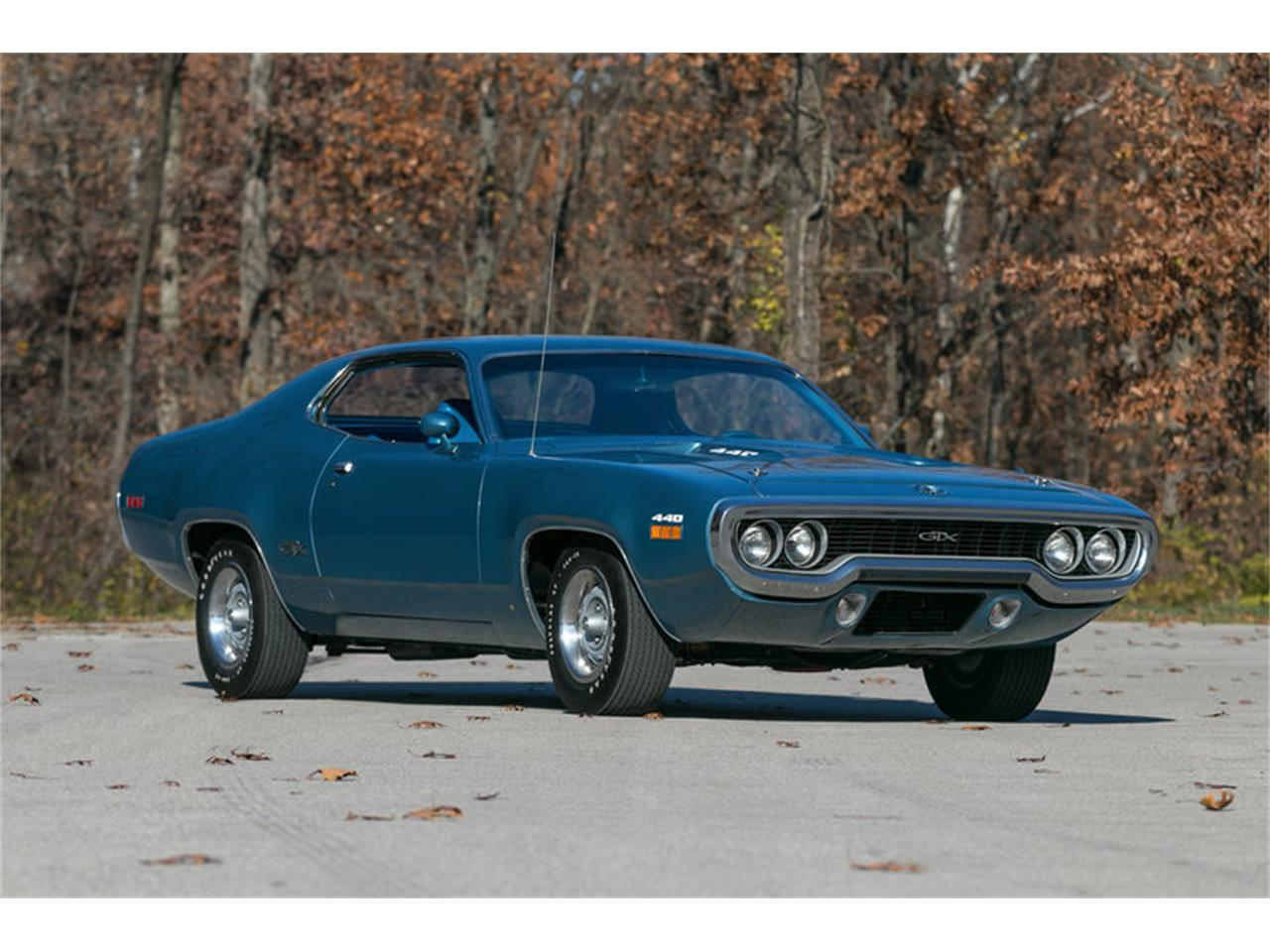 Large Picture of Classic 1971 GTX Offered by Fast Lane Classic Cars Inc. - MCFV
