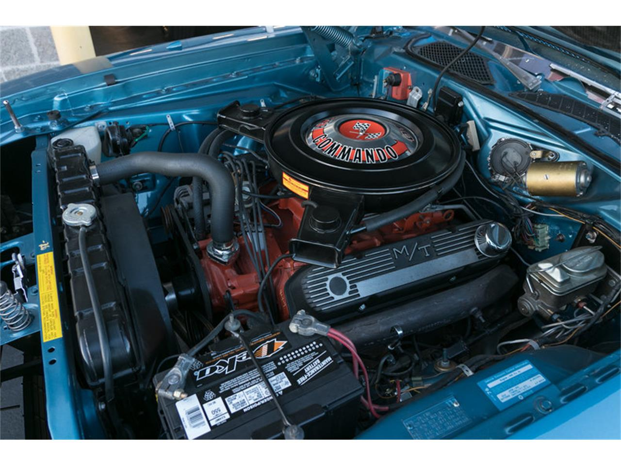 Large Picture of Classic 1971 Plymouth GTX Offered by Fast Lane Classic Cars Inc. - MCFV