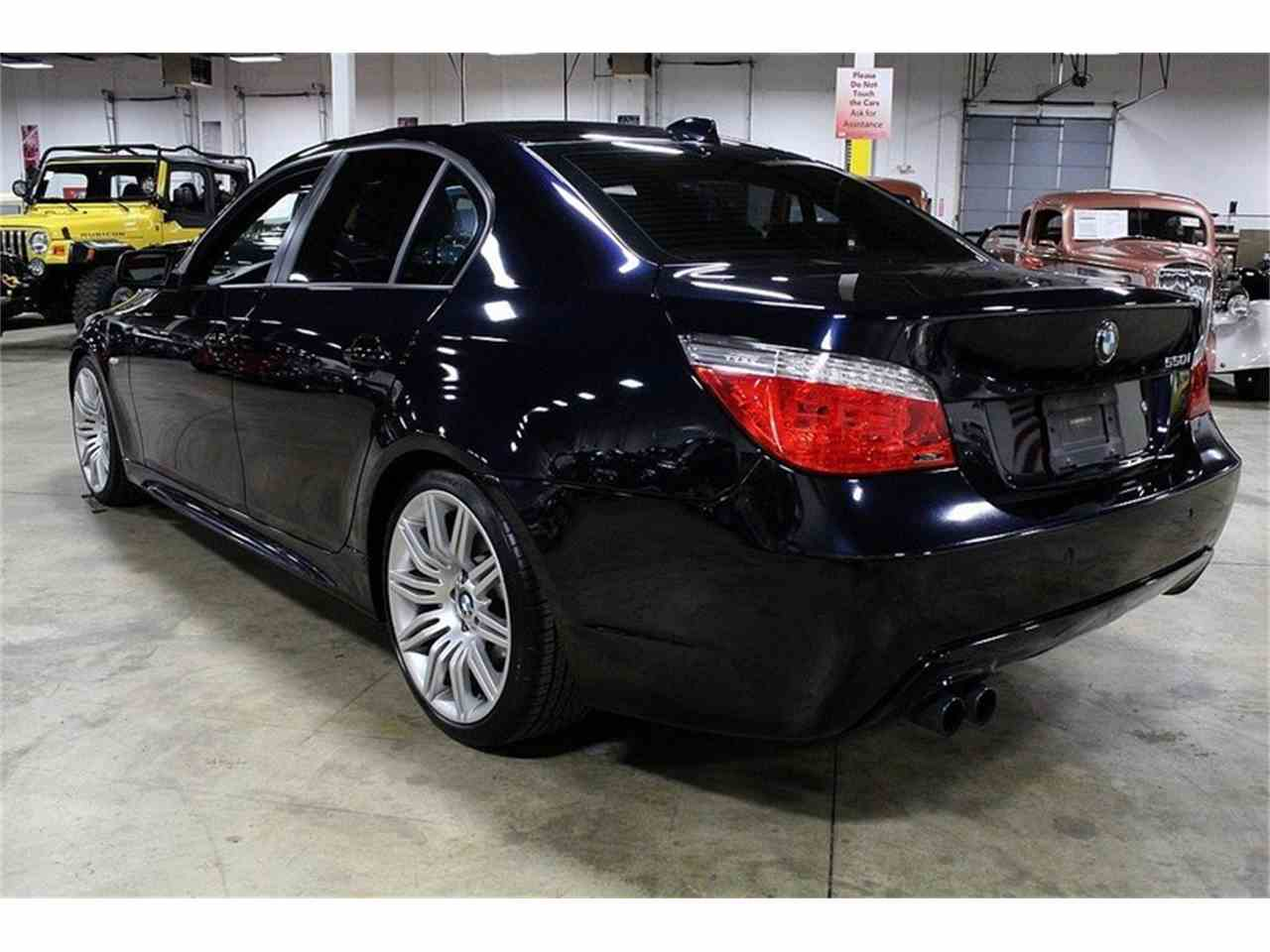 Large Picture of '08 BMW 5 Series located in Kentwood Michigan - $12,900.00 - MCG0