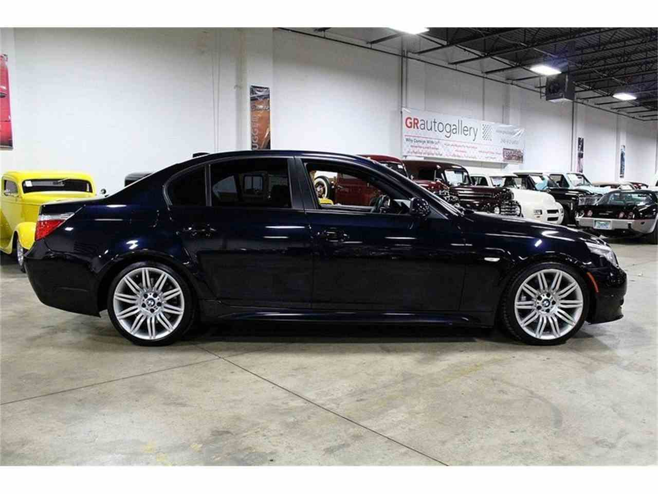 Large Picture of 2008 BMW 5 Series located in Kentwood Michigan - $12,900.00 Offered by GR Auto Gallery - MCG0