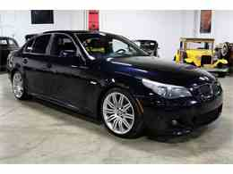 Picture of 2008 BMW 5 Series located in Kentwood Michigan - MCG0
