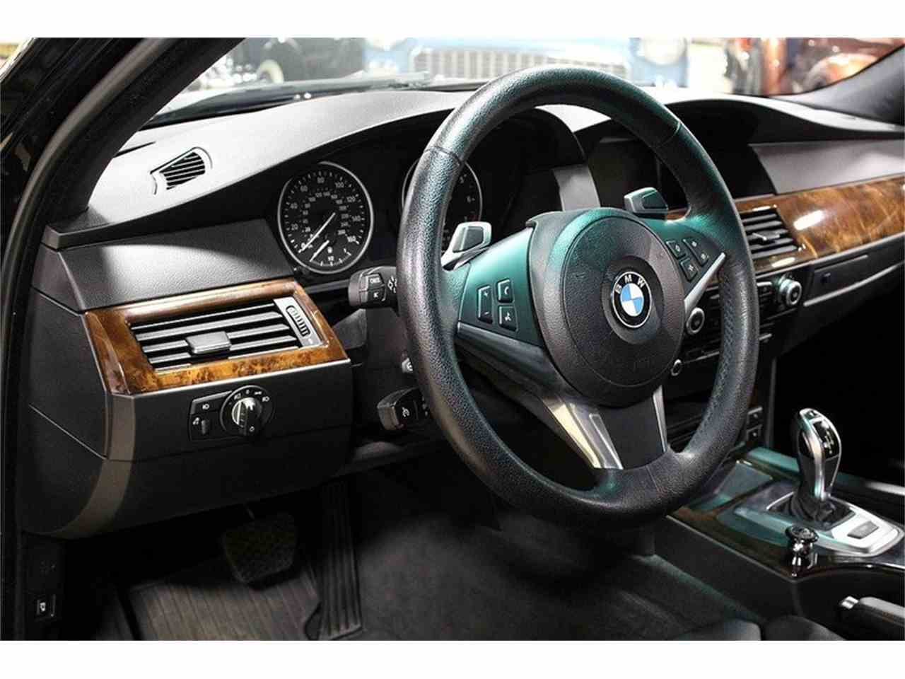 Large Picture of '08 BMW 5 Series - MCG0