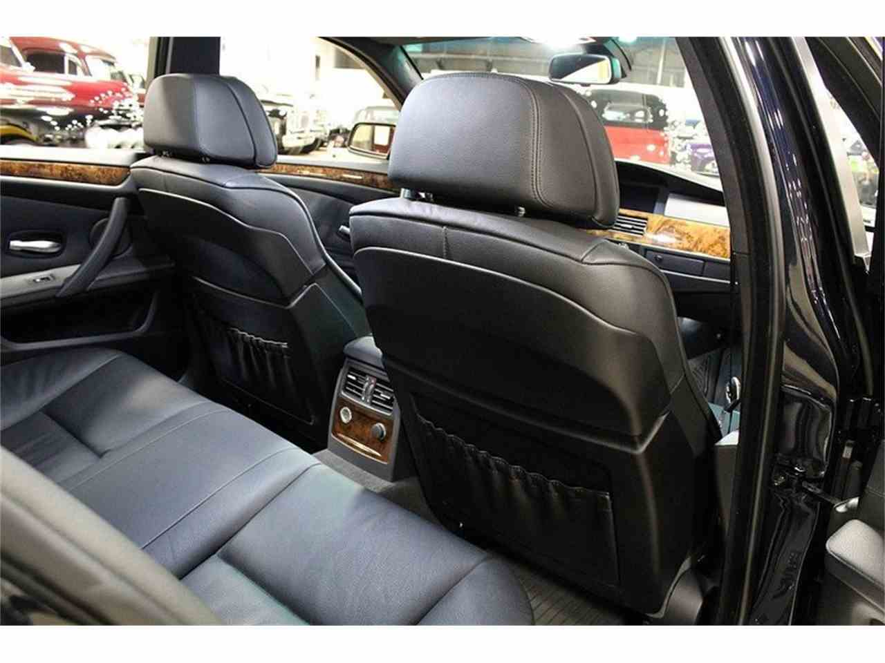 Large Picture of 2008 BMW 5 Series located in Kentwood Michigan Offered by GR Auto Gallery - MCG0