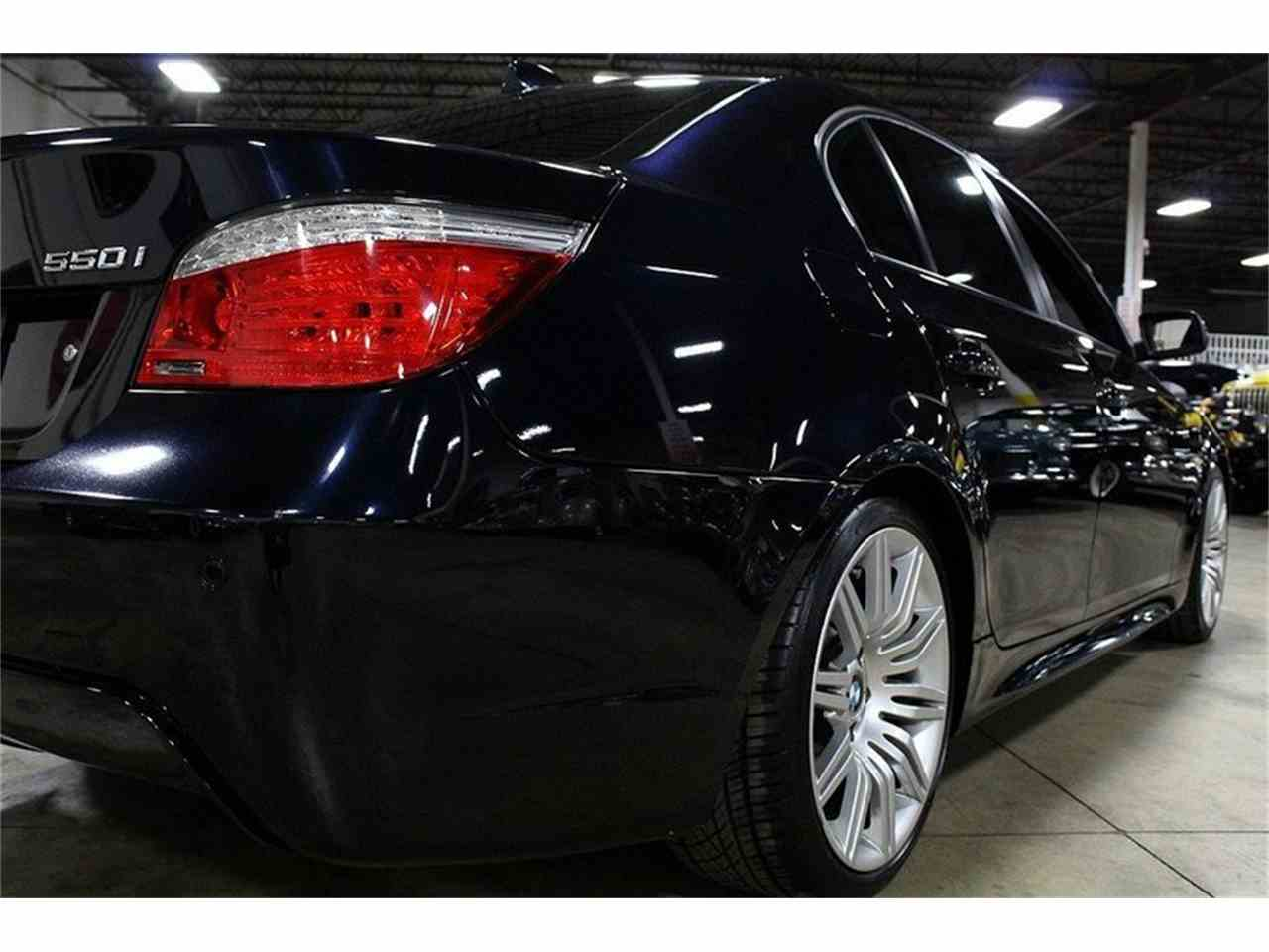 Large Picture of 2008 BMW 5 Series located in Michigan Offered by GR Auto Gallery - MCG0