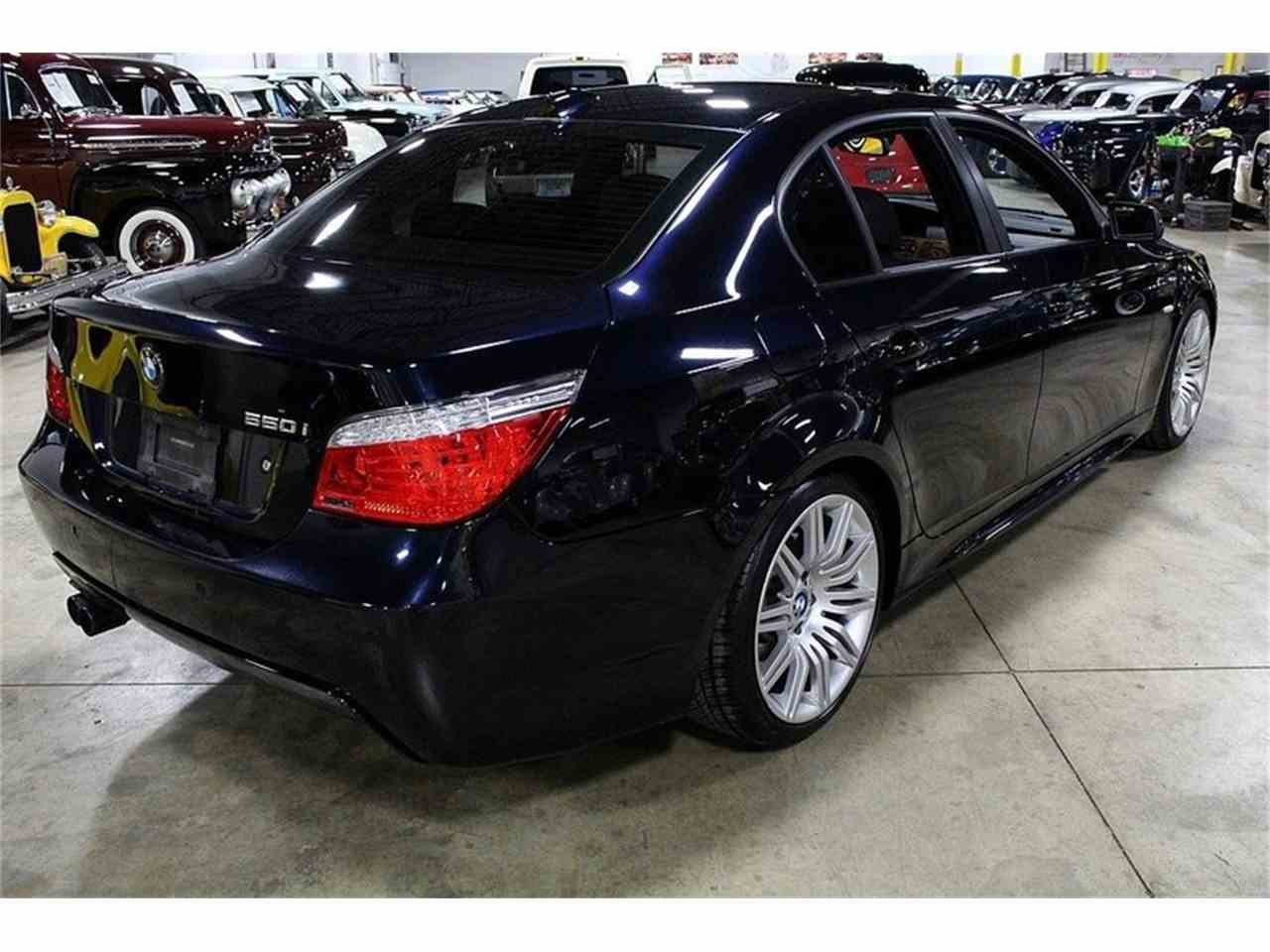 Large Picture of 2008 BMW 5 Series - MCG0