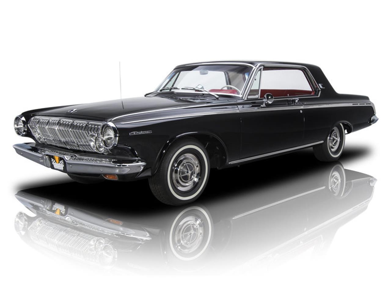 1964 Dodge Polara Wiring Diagram Simple 1963 For Sale Classiccars Com Cc 1042570 Dash