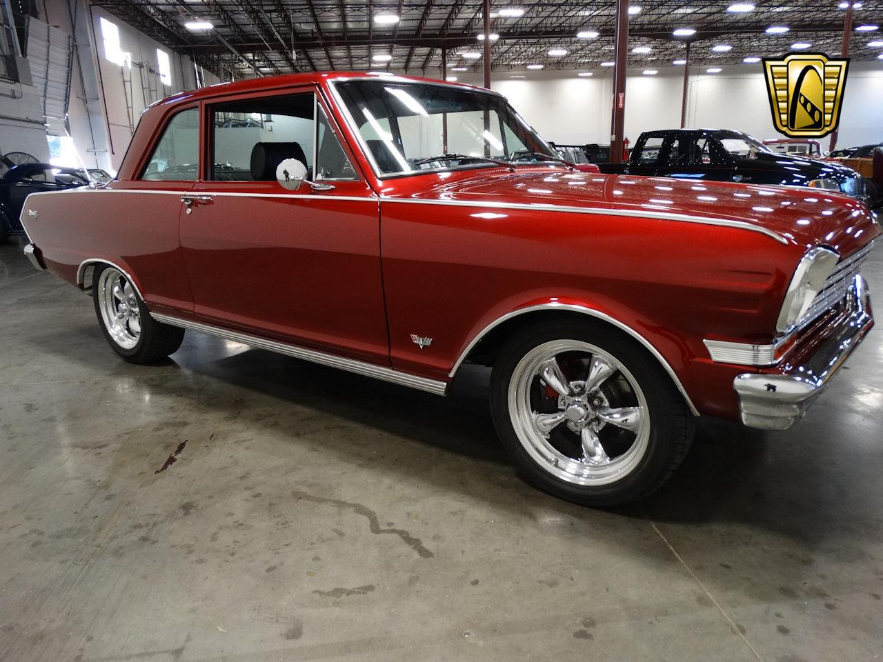 Large Picture of '63 Nova - MCGF