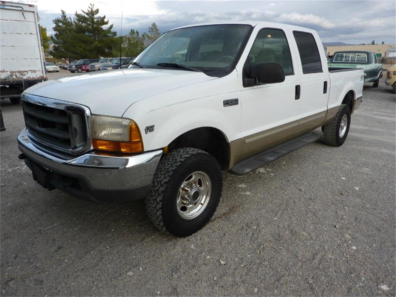 Large Picture of 2000 F250 located in California Offered by WDC Global Exports - MCHA