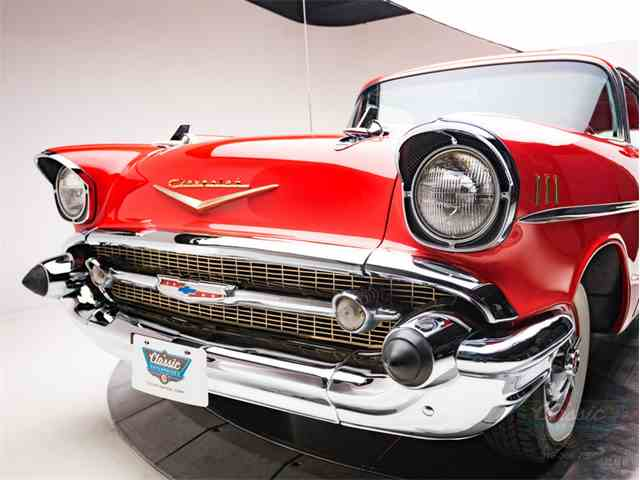 Picture of '57 Chevrolet Nomad - $64,950.00 - MCHE