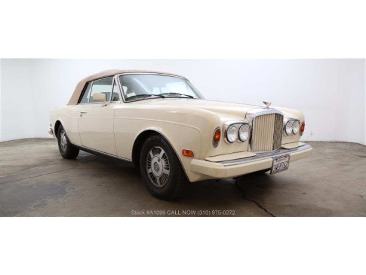 Large Picture of '90 Bentley Continental located in California - $58,500.00 - MCHJ