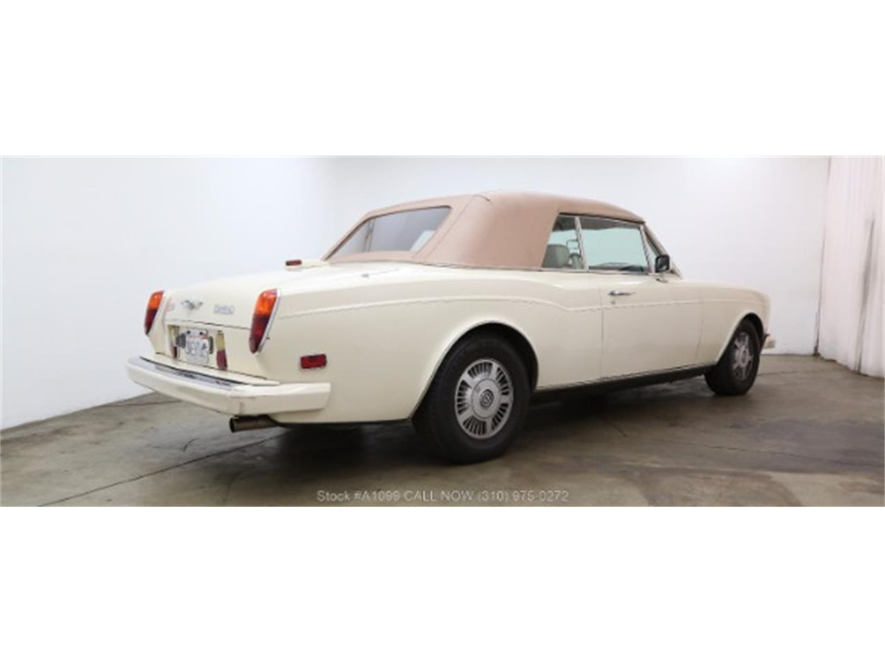 Large Picture of 1990 Bentley Continental located in Beverly Hills California - $58,500.00 Offered by Beverly Hills Car Club - MCHJ