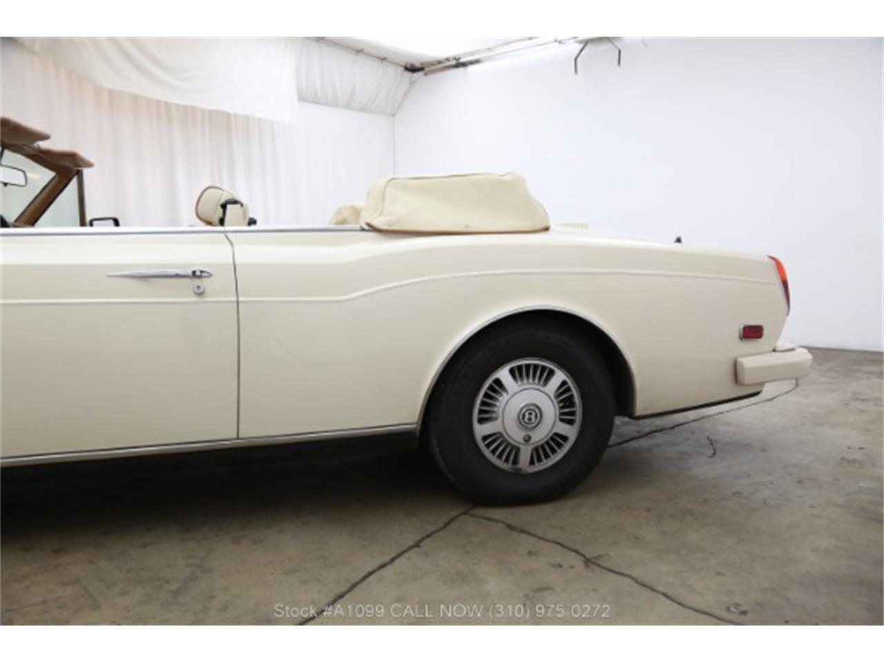 Large Picture of 1990 Bentley Continental Offered by Beverly Hills Car Club - MCHJ