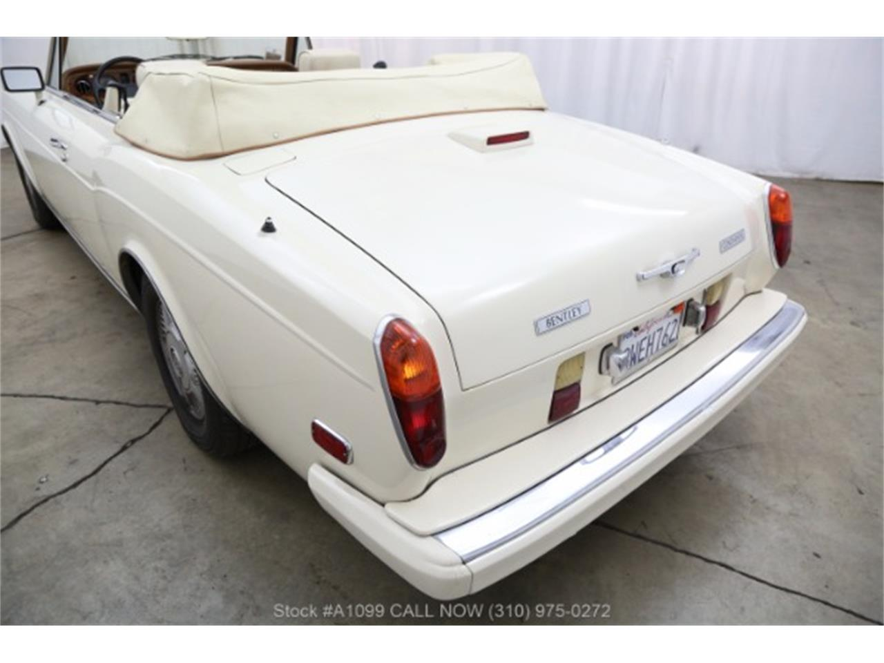 Large Picture of '90 Bentley Continental located in California - $58,500.00 Offered by Beverly Hills Car Club - MCHJ