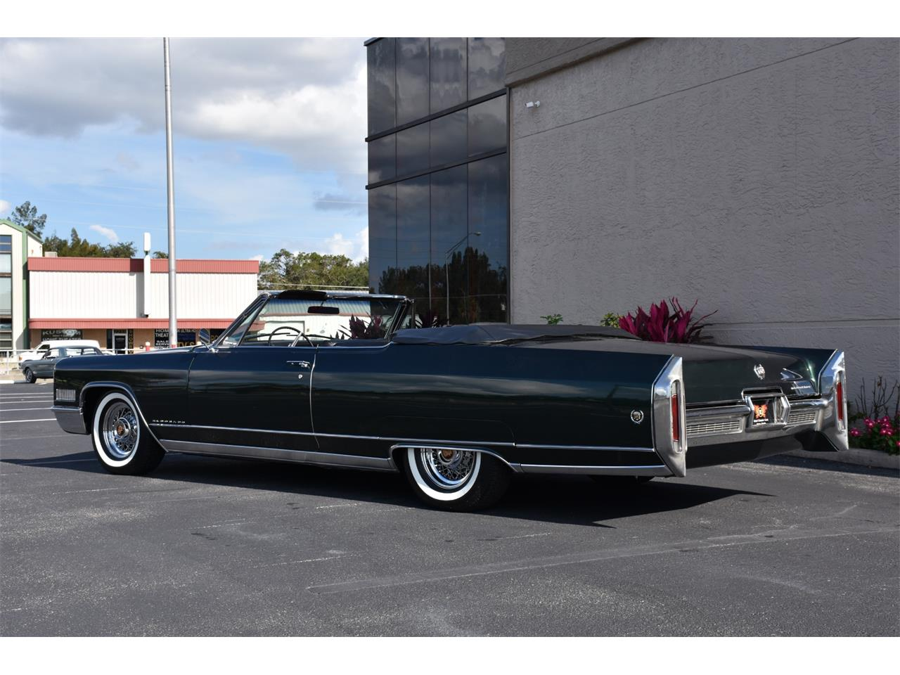 Large Picture of '66 Eldorado - MCHM