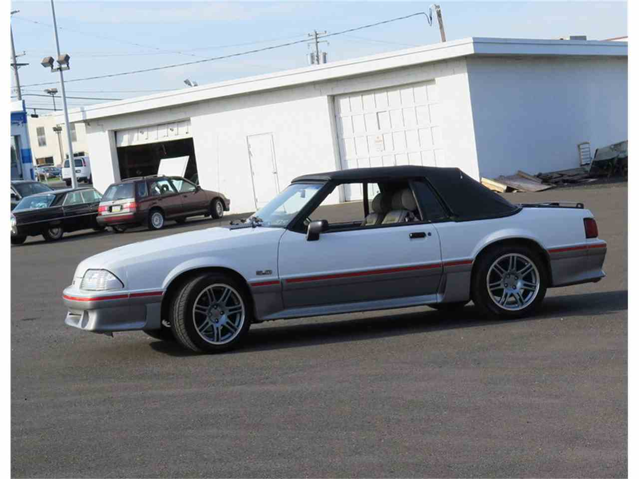 Large Picture of '89 Mustang GT - MCHP