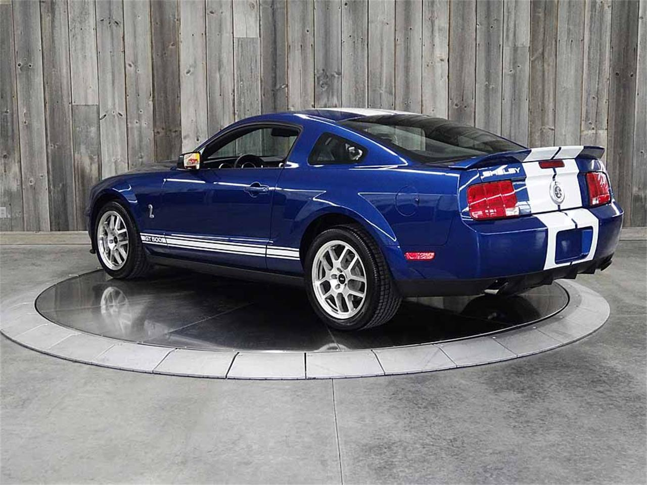 Large Picture of '08 Mustang - MCI3