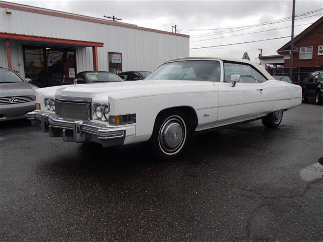 Large Picture of '74 Eldorado - MCJF