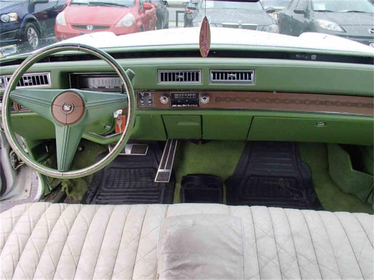 Large Picture of '74 Eldorado - MCJF