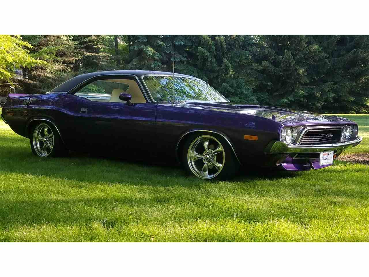 Large Picture of '73 Challenger - MCKS