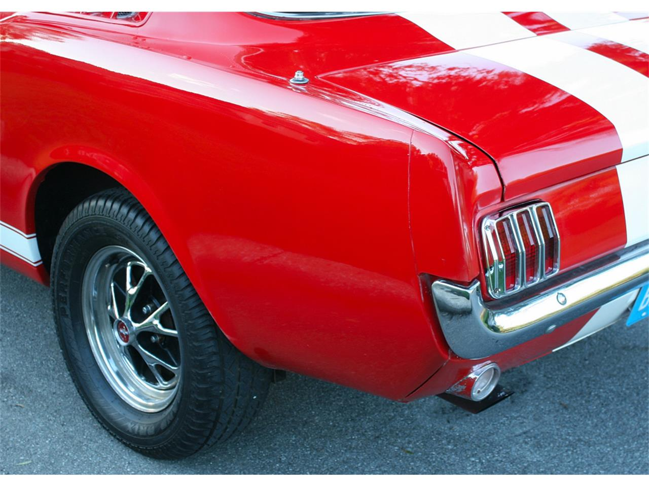 Large Picture of '66 Mustang - MCKU