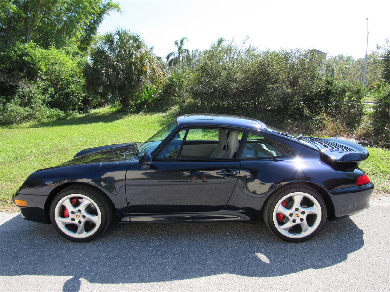 Large Picture of 1996 993/911 Carrera Turbo Offered by Vintage Motors Sarasota - MCL2