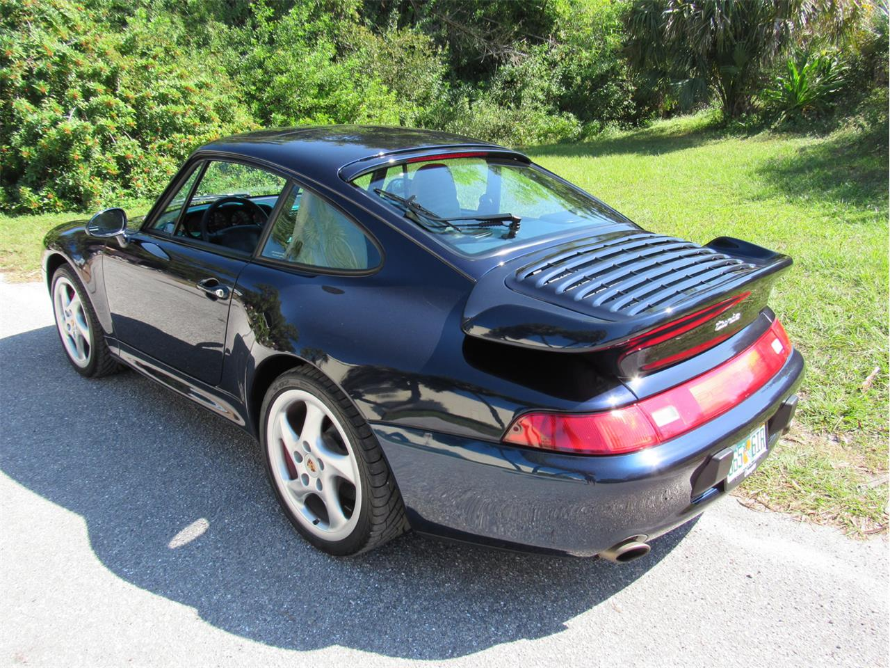 Large Picture of '96 Porsche 993/911 Carrera Turbo located in Sarasota Florida - $209,900.00 - MCL2