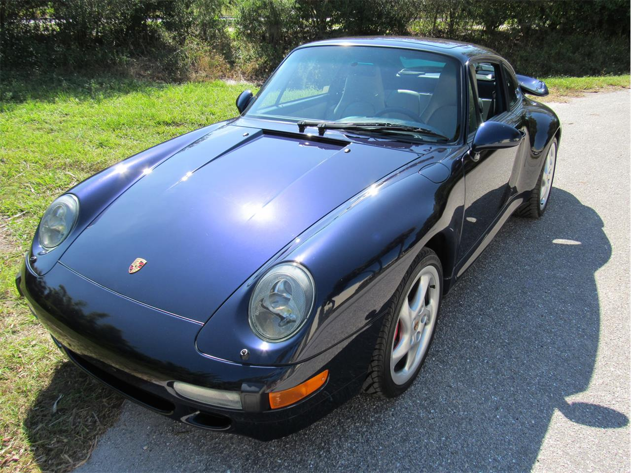Large Picture of 1996 Porsche 993/911 Carrera Turbo located in Sarasota Florida Offered by Vintage Motors Sarasota - MCL2