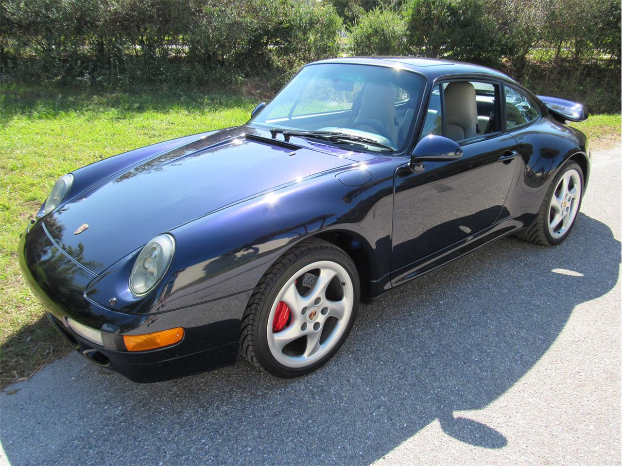 Large Picture of '96 Porsche 993/911 Carrera Turbo located in Sarasota Florida Offered by Vintage Motors Sarasota - MCL2