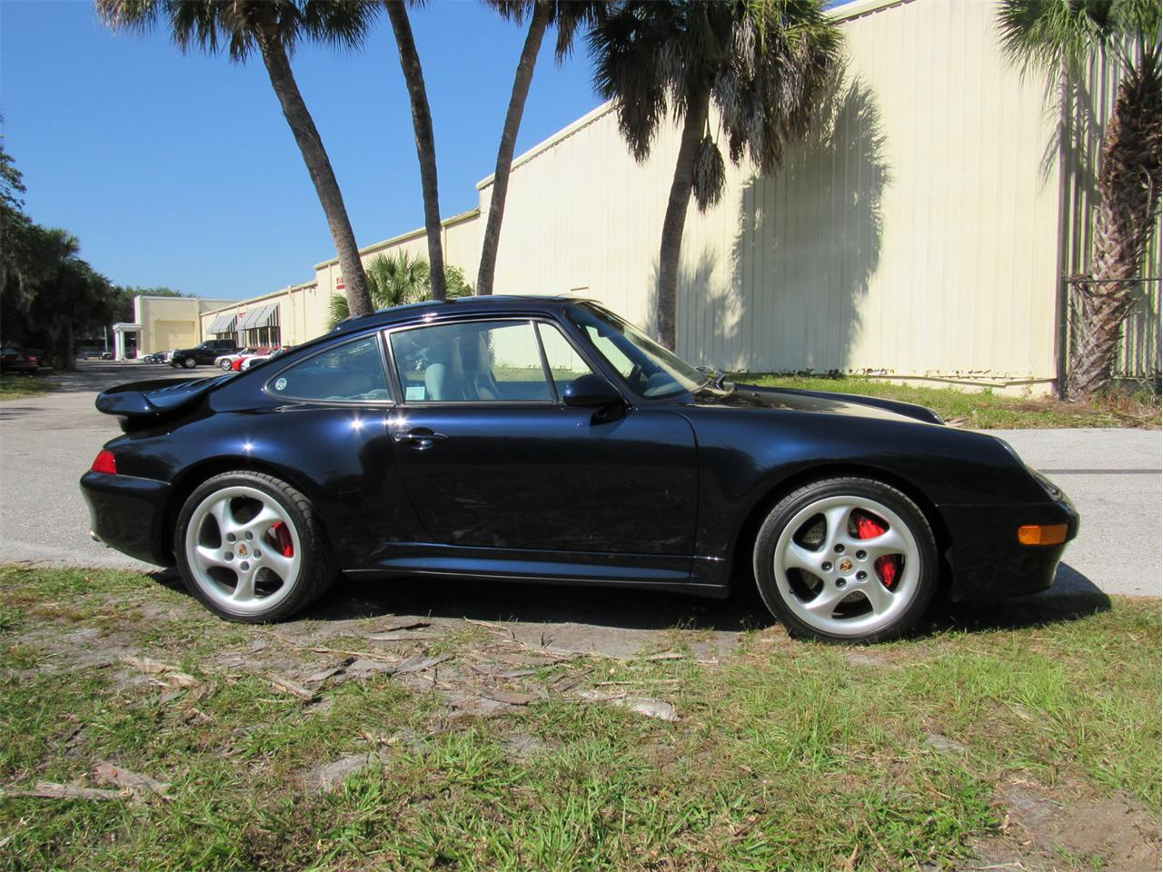 Large Picture of 1996 Porsche 993/911 Carrera Turbo Offered by Vintage Motors Sarasota - MCL2