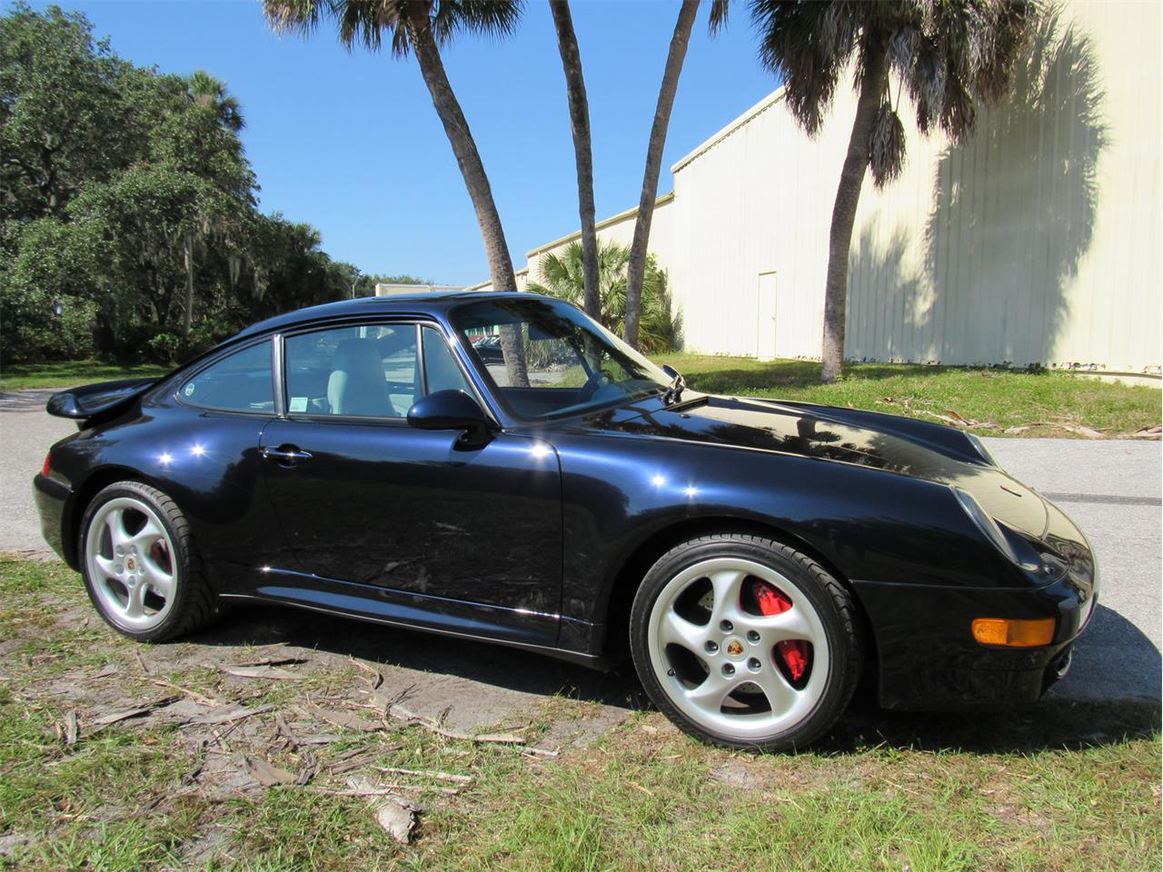 Large Picture of '96 Porsche 993/911 Carrera Turbo - $209,900.00 - MCL2