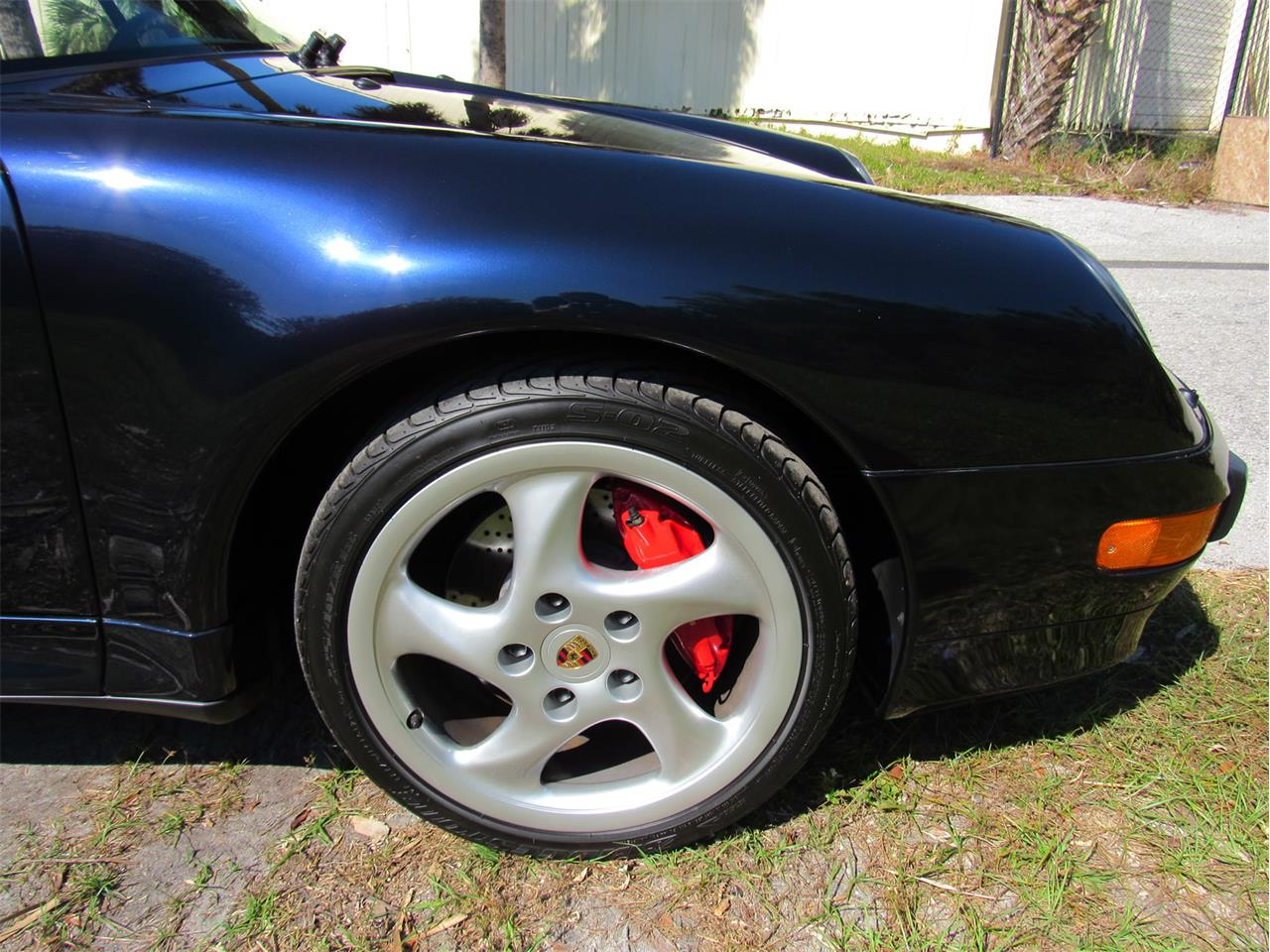 Large Picture of '96 993/911 Carrera Turbo located in Florida - $209,900.00 - MCL2