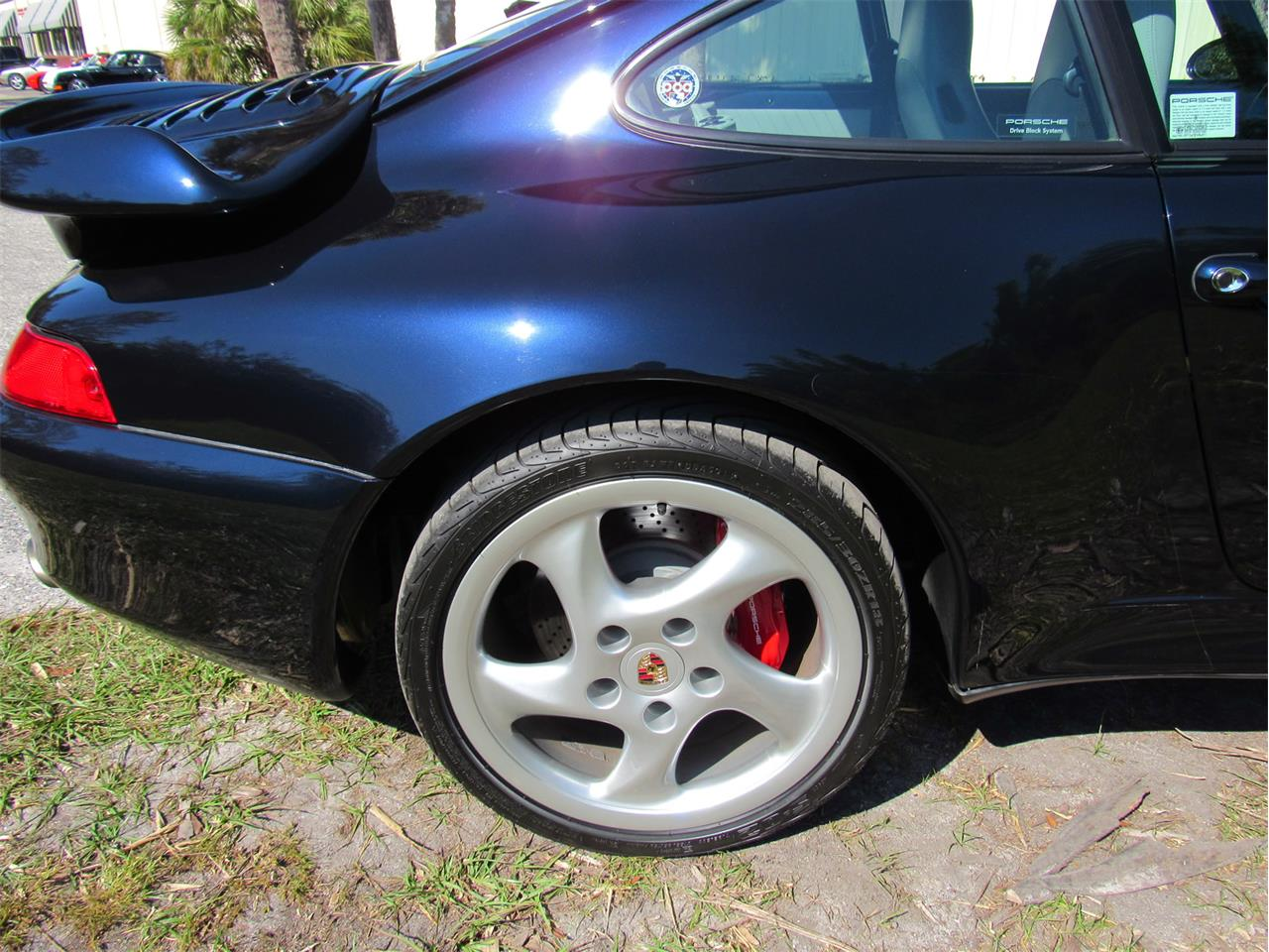 Large Picture of 1996 993/911 Carrera Turbo located in Florida - MCL2